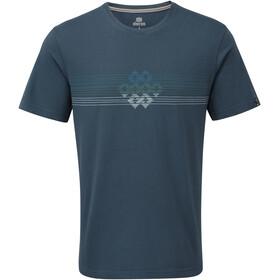 Sherpa Dharma Miehet Lyhythihainen paita , sininen